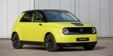 Why the Honda e Should (but Won't) Come to the U.S.