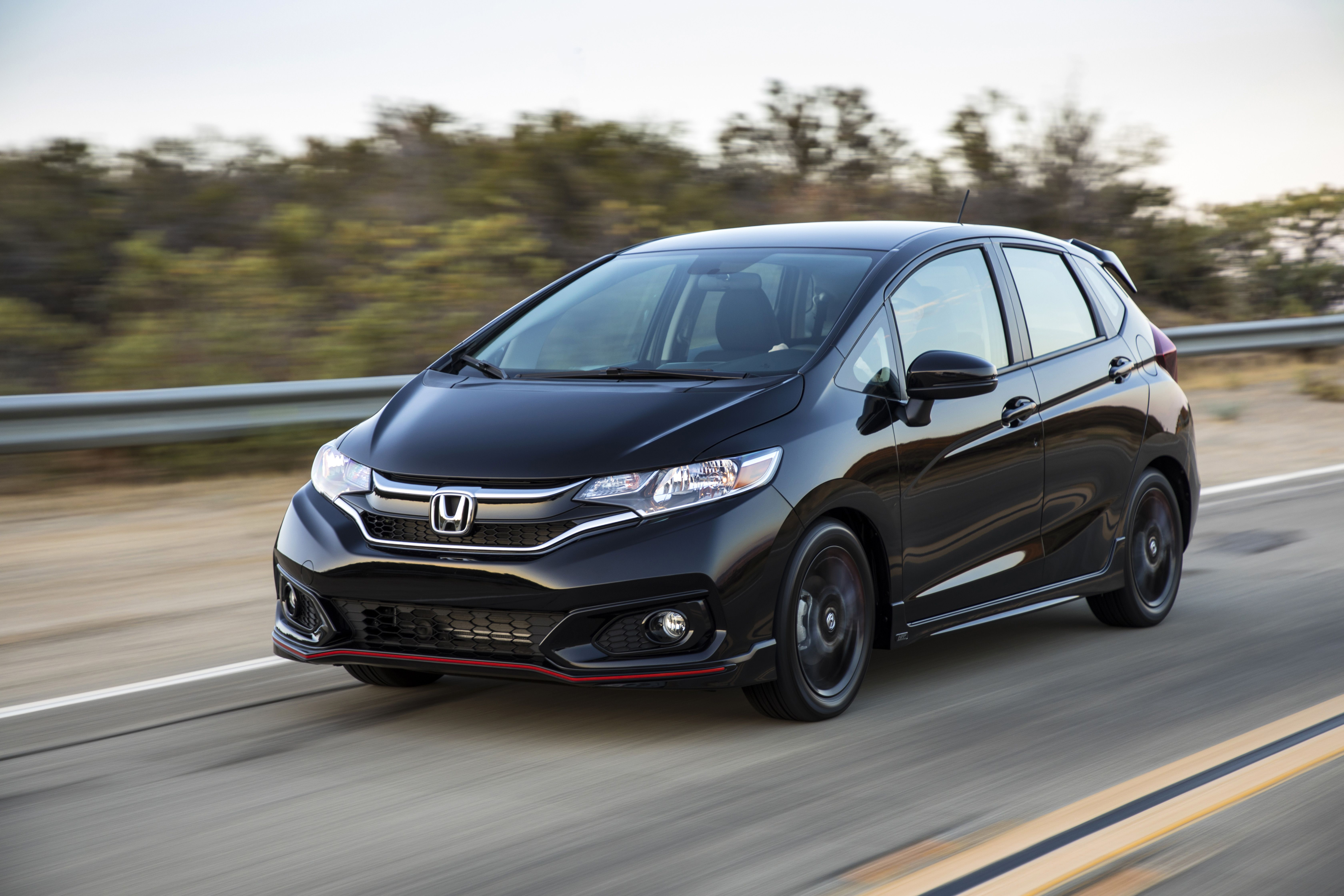 2020 Honda Fit Review Pricing And Specs