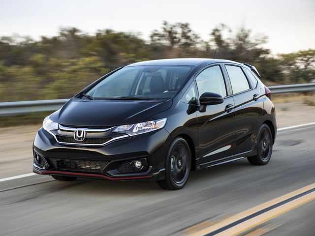 Honda Fit Mpg >> 2020 Honda Fit Review Pricing And Specs