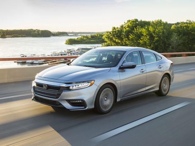 2020 Honda Insight front