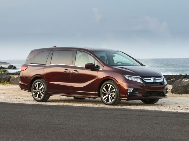 Best Minivans 2020.2020 Honda Odyssey Review Pricing And Specs