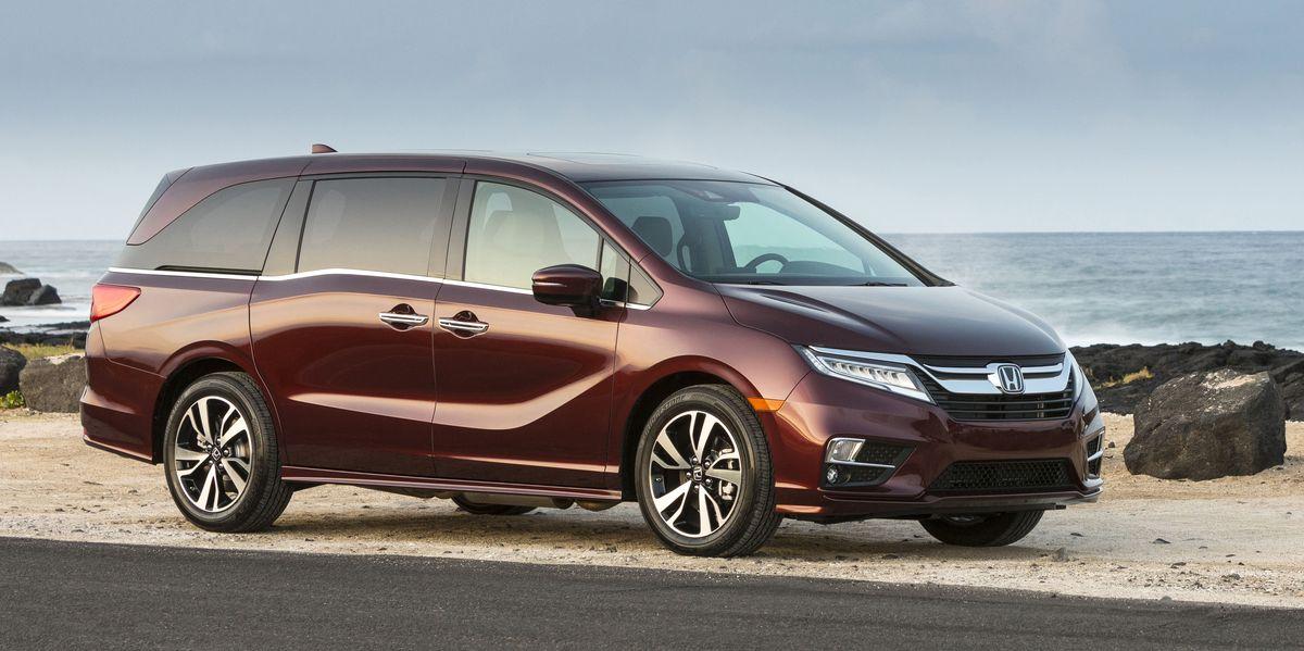 Honda Recalls Nearly 250,000 Odyssey Minivans for Fire Hazard