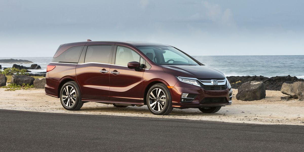 2020 Honda Odyssey Review, Pricing, and Specs