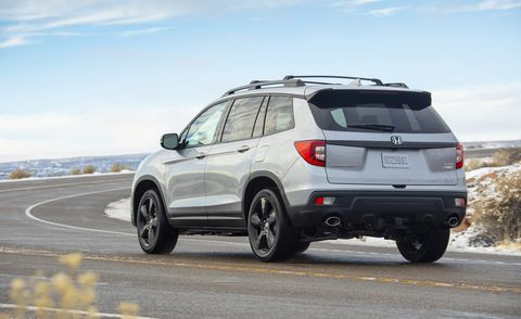 2020 Honda Passport Review Pricing And Specs