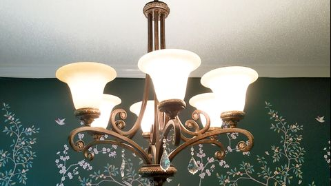 Light Fixture Without Hiring An Electrician, How Much To Charge Install A Chandelier