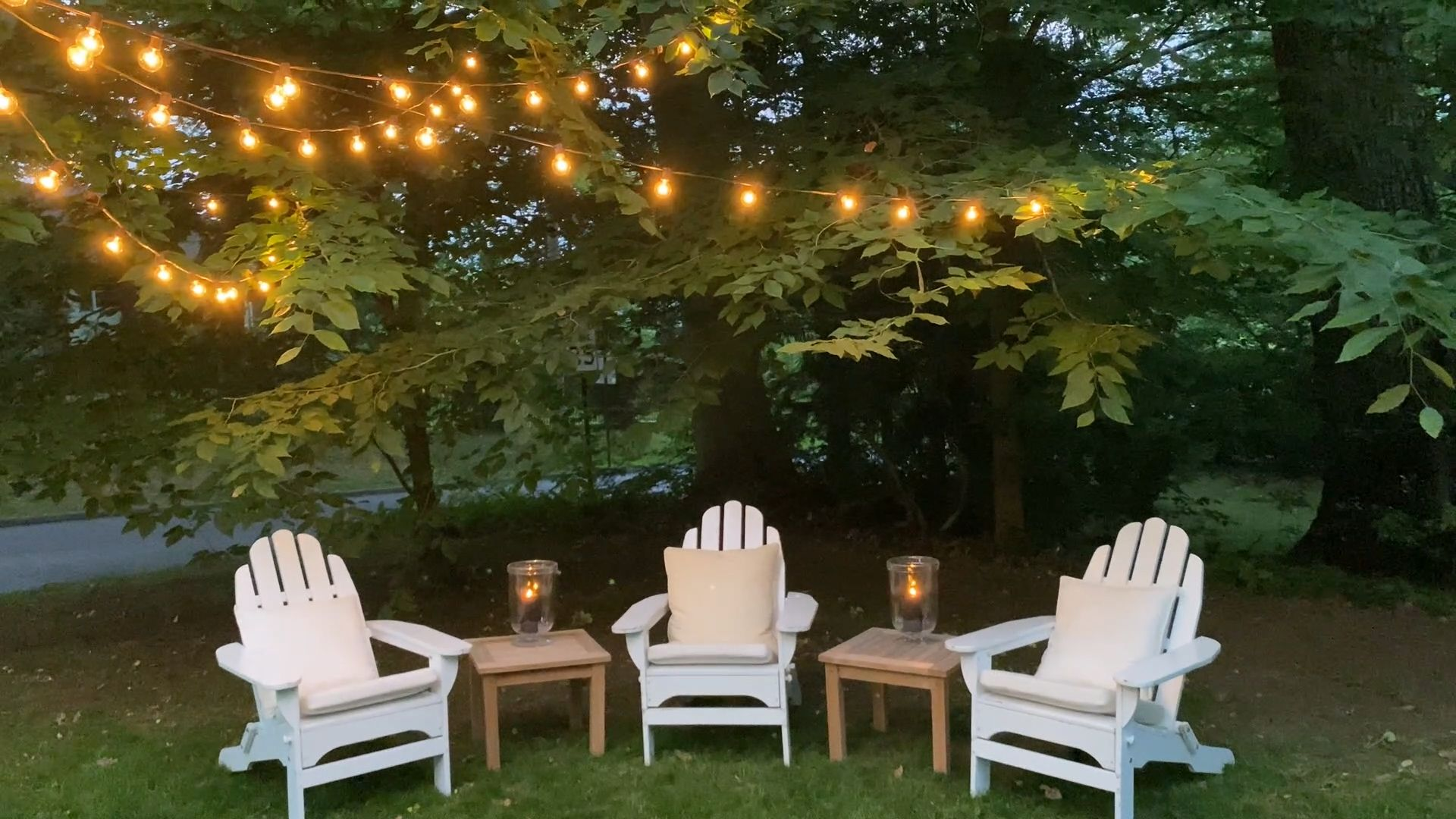 How To Hang String Lights Tips For A Backyard String Lights