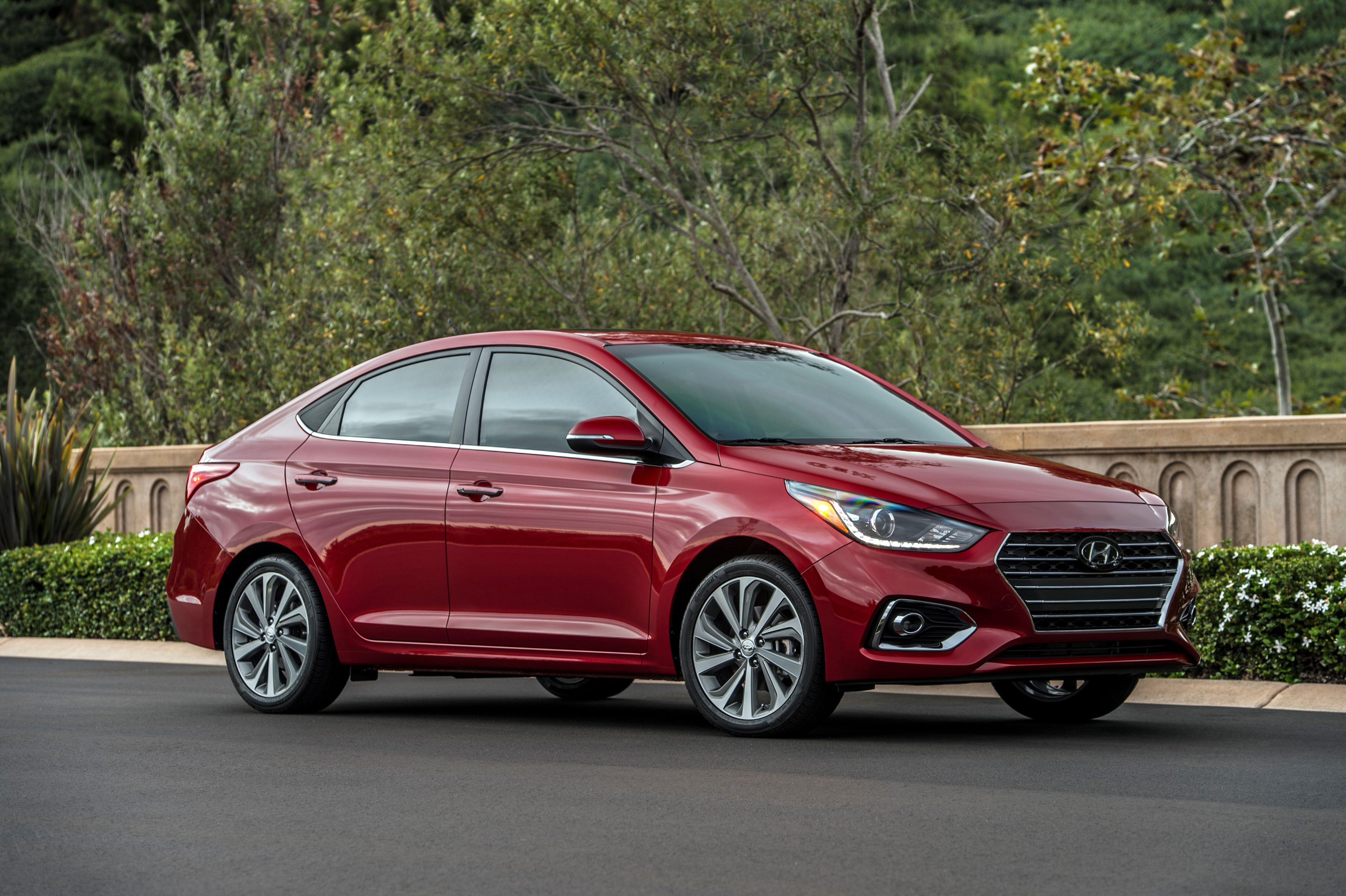 2020 Hyundai Accent Review, Pricing, and Specs