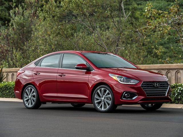 2020 Hyundai Accent Review Pricing And Specs