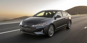 2020 Hyundai Elantrafront view