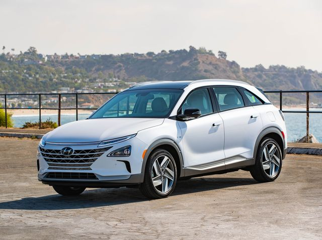 2020 Hyundai Nexo Review Pricing And Specs