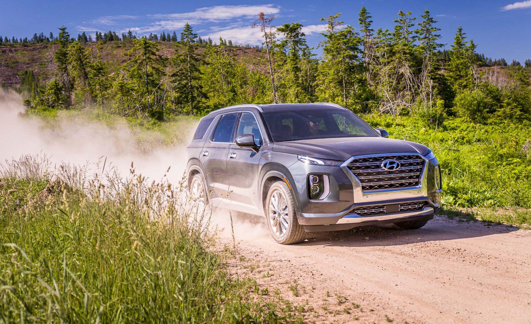 2020 Hyundai Palisade Review - Details, Specs