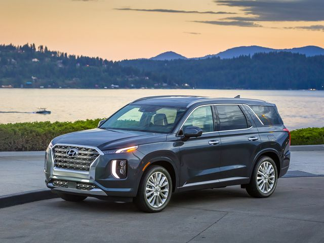 Best 3rd Row Suv Used >> 2020 Hyundai Palisade