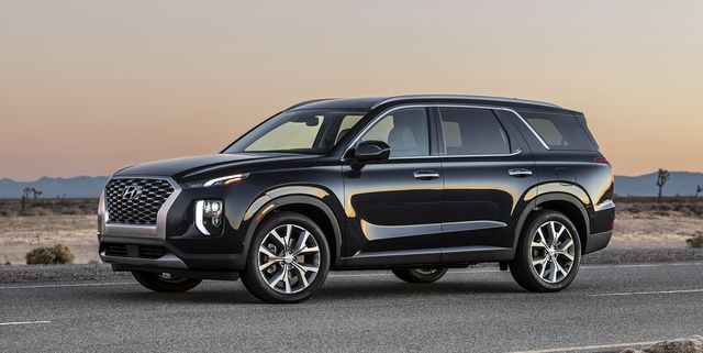 2020 Hyundai Palisade New Three Row Suv Gets A New Name