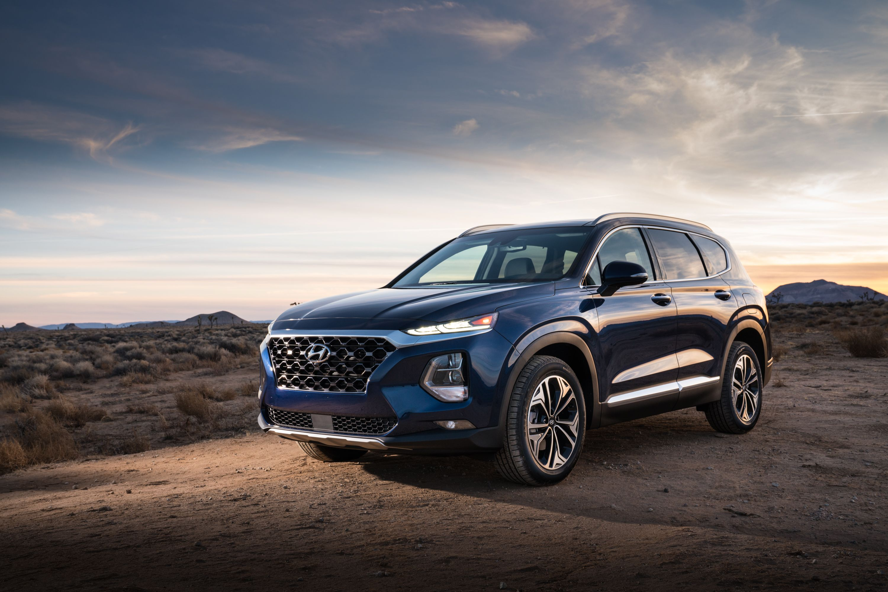 2020 Santa Fe Sports New Model and Performance