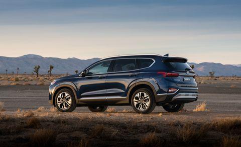 2020 Hyundai Santa Fe Review Pricing And Specs