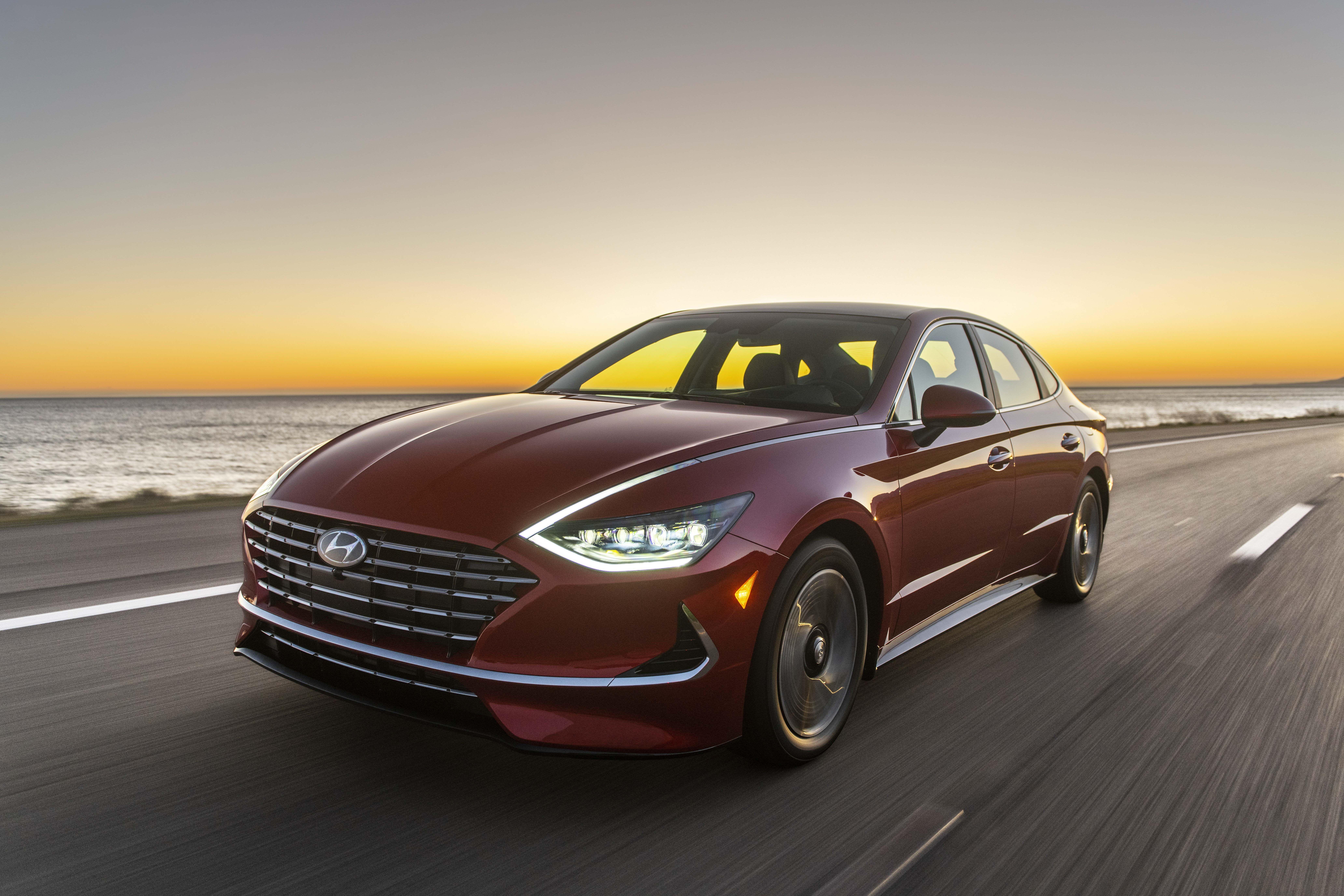 2020 Hyundai Sonata Review Pricing