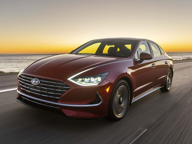 2020 Hyundai Sonata Review, Pricing, and Specs