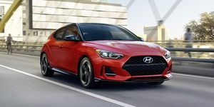 2020Hyundai Veloster front