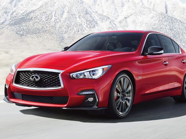 2020 Infiniti Q50 Review Pricing And Specs