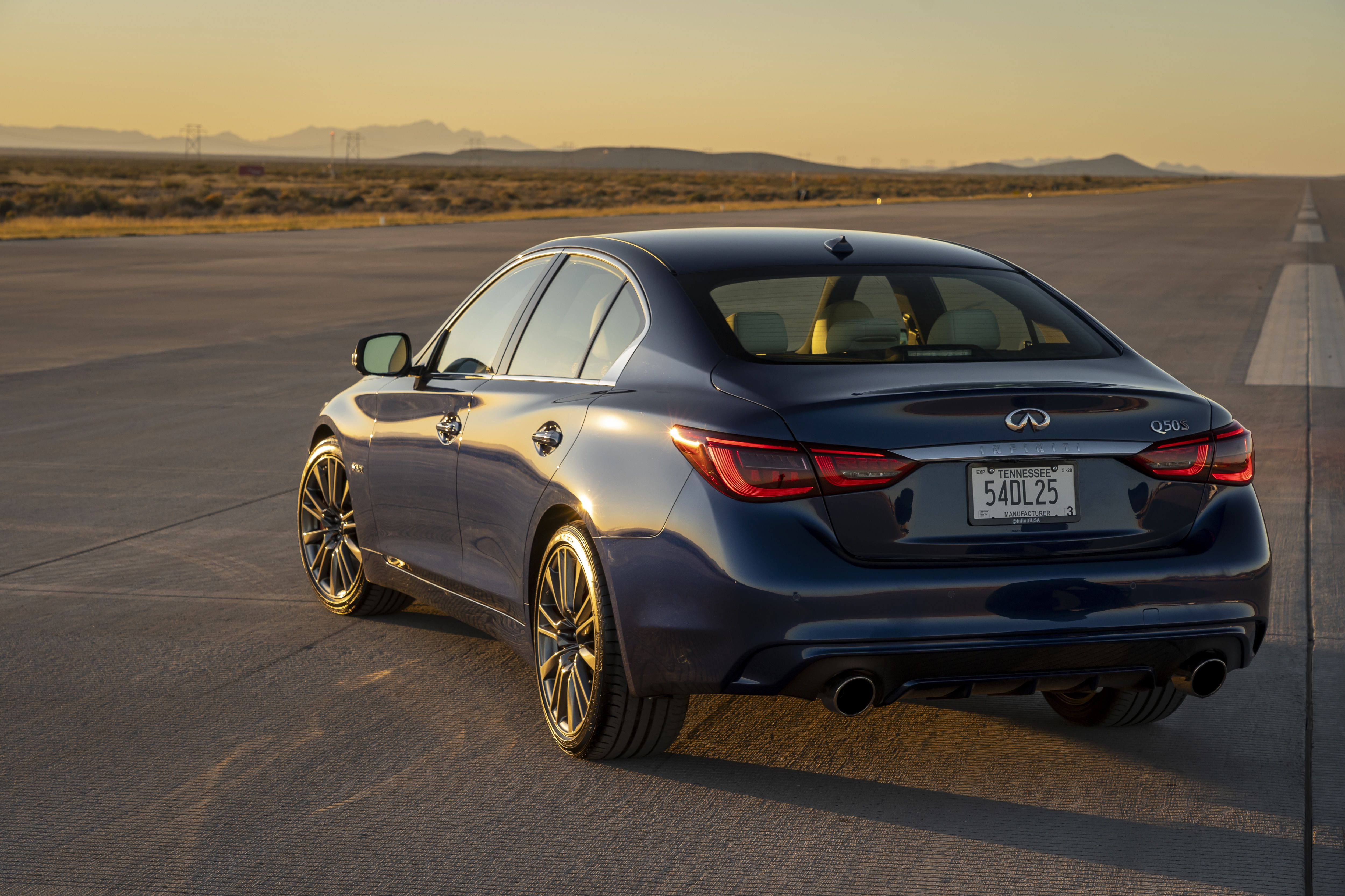 2020 Infiniti Q50 New Model and Performance