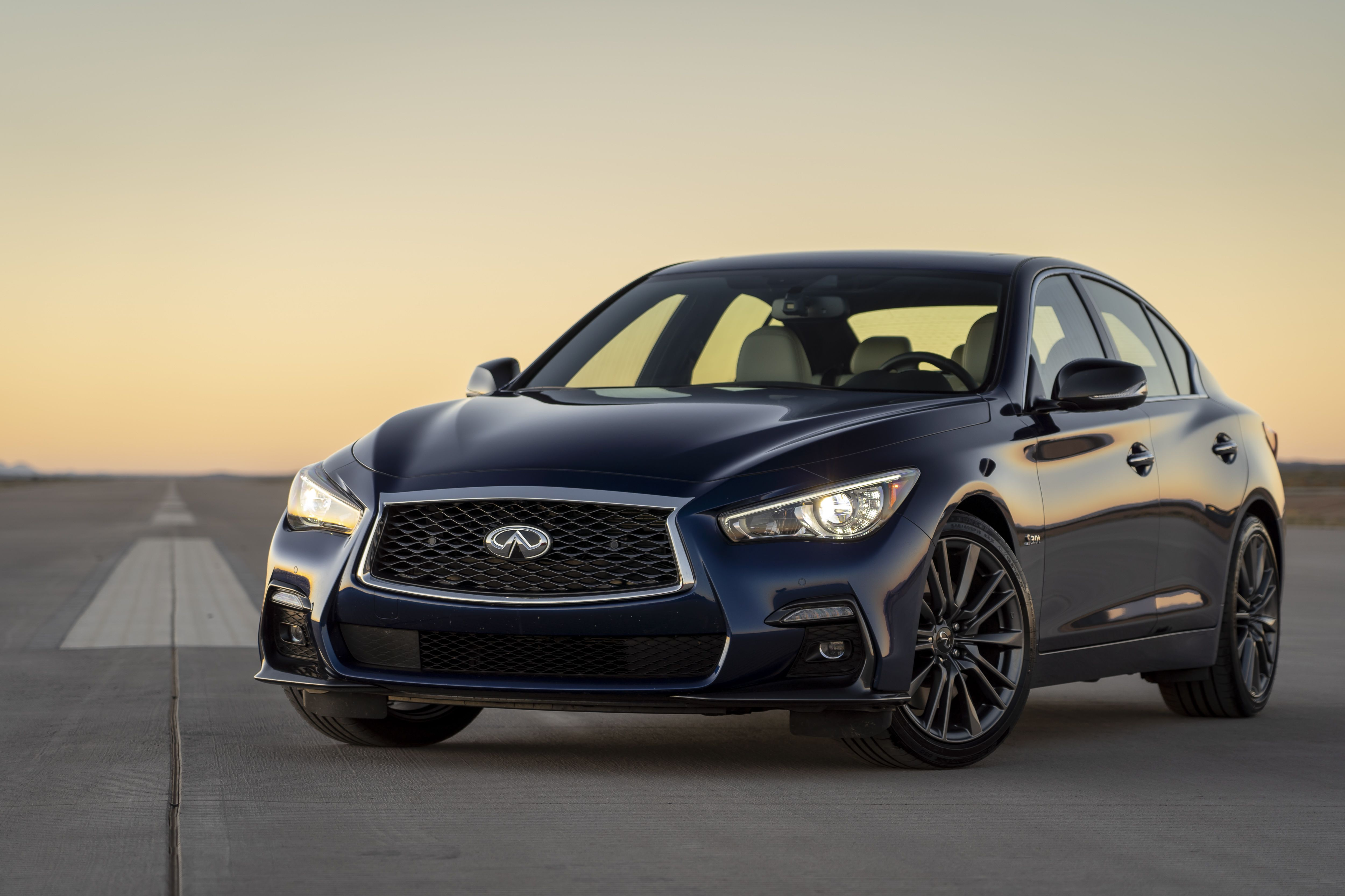 2020 infiniti q60 red sport 400 coupe - cars trends