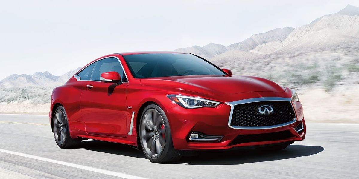 2020 Infiniti Q60 Review Pricing And