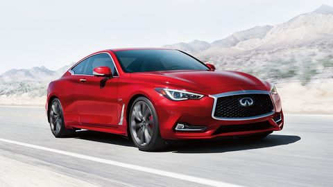 Infiniti Cars And Suvs Reviews Pricing And Specs