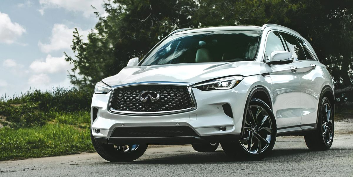 Lexus Certified Pre Owned >> 2020 Infiniti QX50 Review, Pricing, and Specs