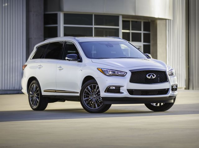 2020 infiniti qx60 review, pricing, and specs