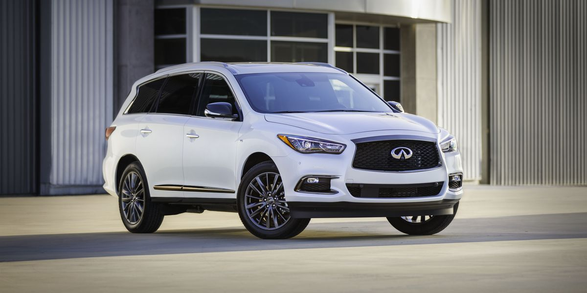 2020 Infiniti Qx60 Review Pricing And