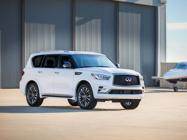 2020 Infiniti Qx80 Review Pricing And Specs