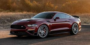 Jack Roush Edition Mustang