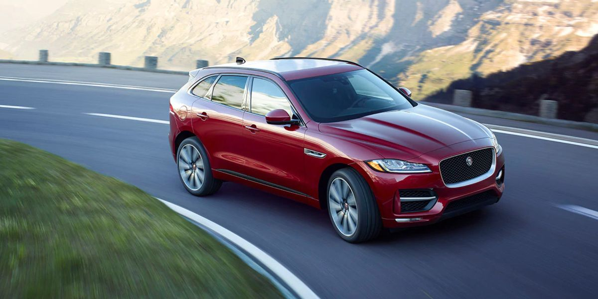 2020 Jaguar F-Pace Review, Pricing, and Specs