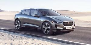 2020 Jaguar I-Pace front