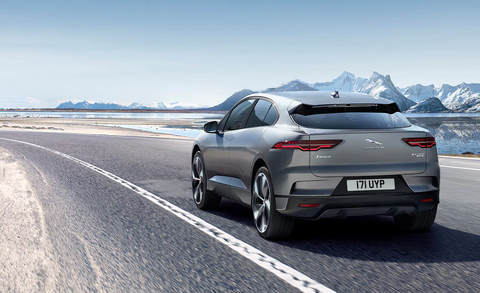 2020 jaguar i-pace review, pricing, and specs