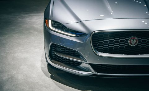2020 Jaguar Xe New Tech And Streamlined Engine Lineup