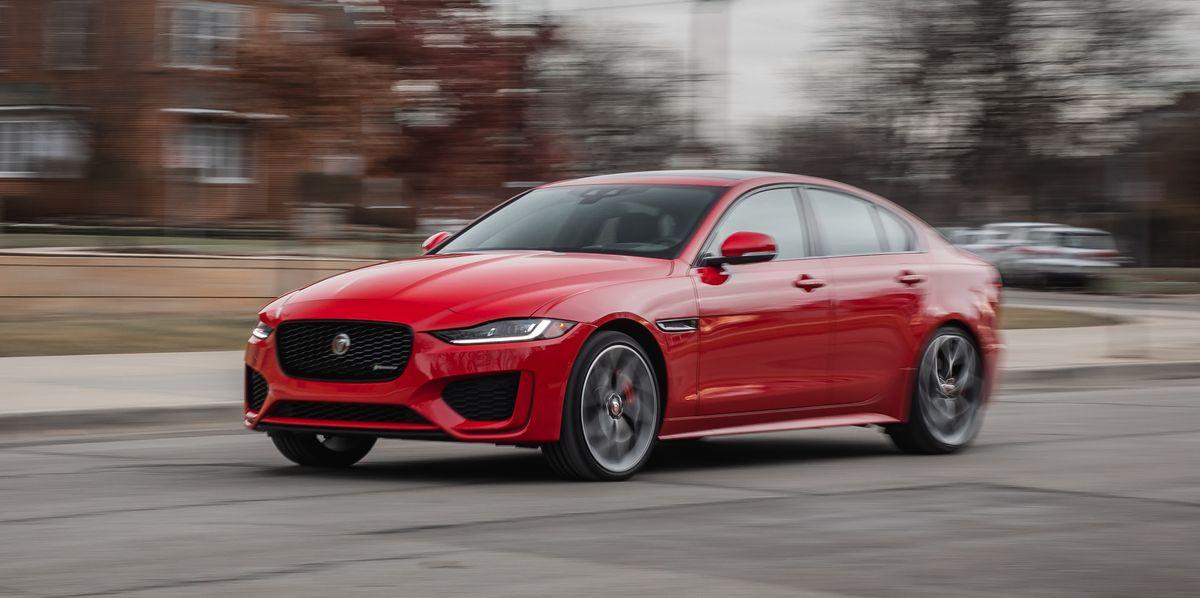 2020 jaguar xe is better but less potent