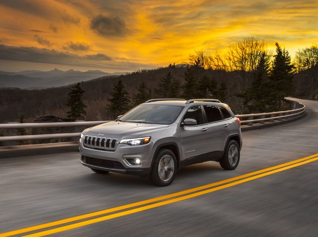 New Jeep Cherokee >> 2020 Jeep Cherokee Review Pricing And Specs