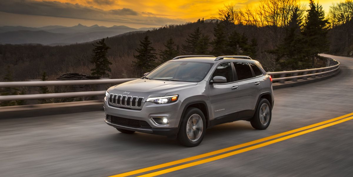 2020 Jeep Cherokee Review Pricing And Specs