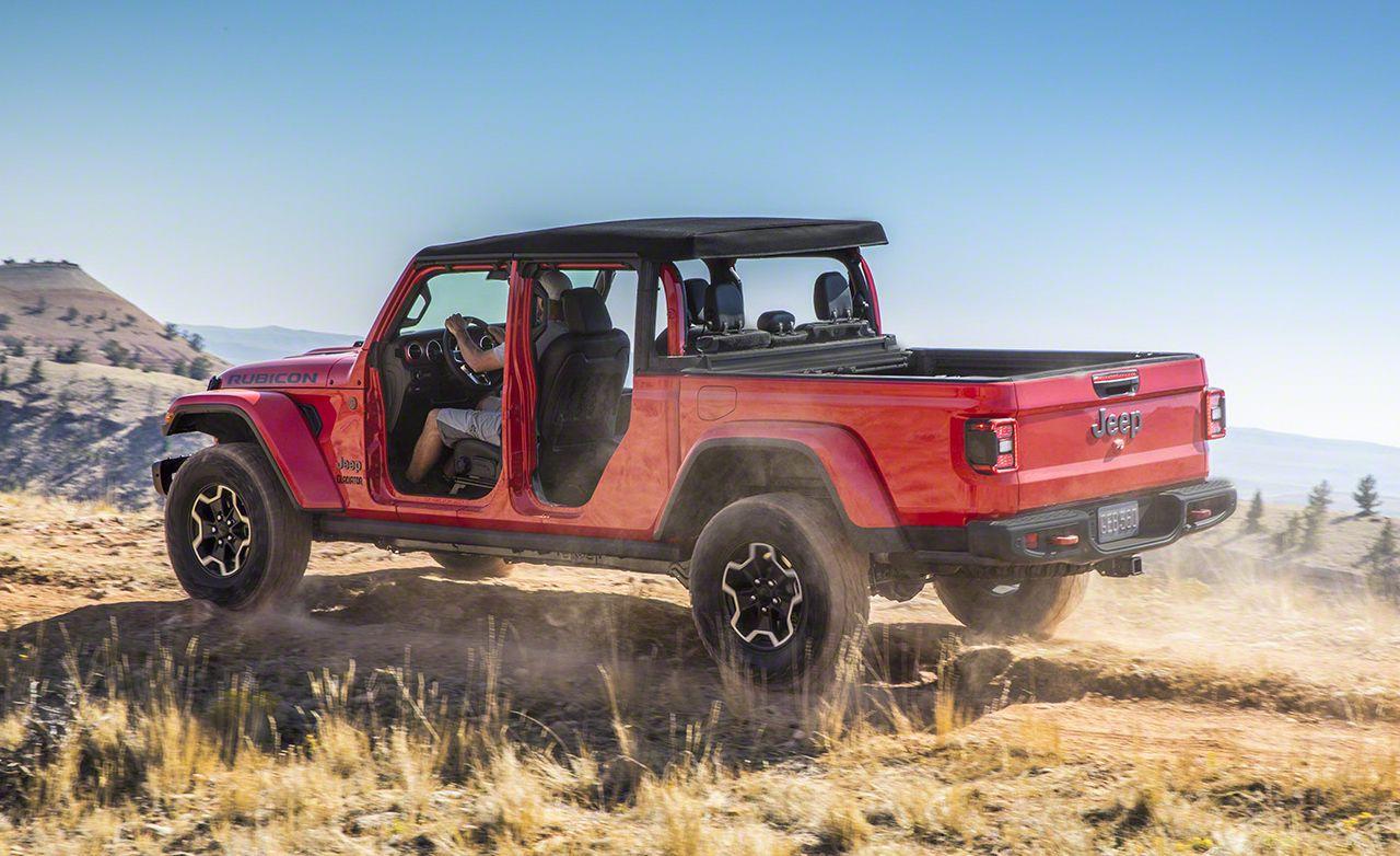 VWVortex.com - All-new 2020 Jeep Gladiator: The Most ...
