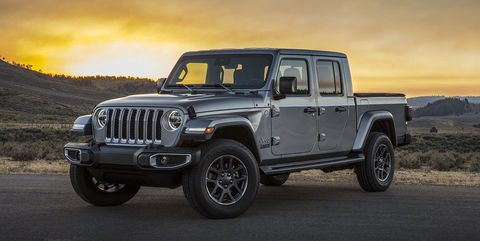 2020 Jeep Gladiator Costs More Than The Wrangler But Not By Much