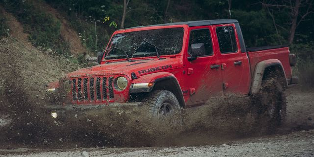 2020 Jeep Gladiator Rubicon Is The Wrangler To Get