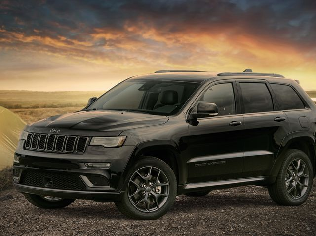 Jeep Grand Cherokee Cargo Space >> 2020 Jeep Grand Cherokee Review Pricing And Specs