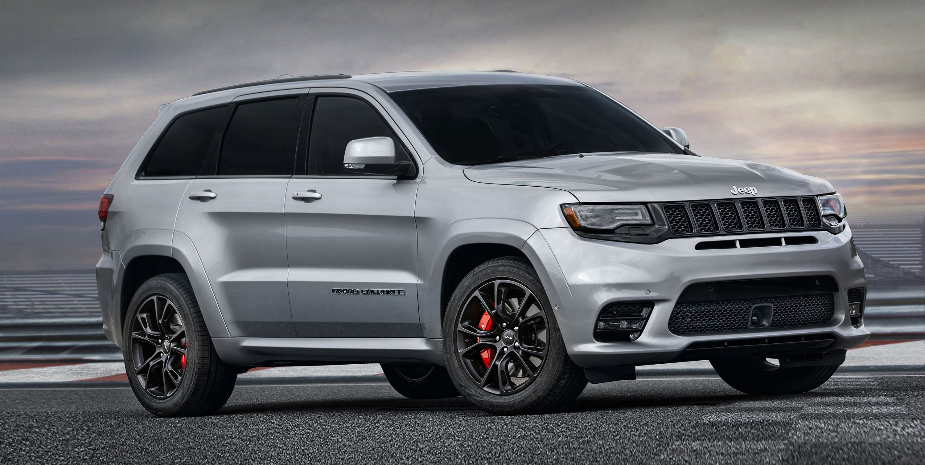 2020 Grand Cherokee Srt Exterior and Interior