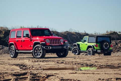 Do the 2020 Jeep Wrangler's New Engines Improve the Icon?