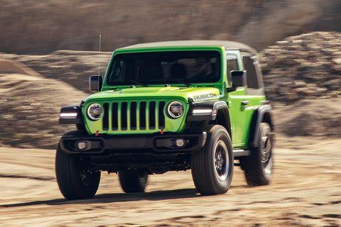 2020 jeep wrangler 2 door