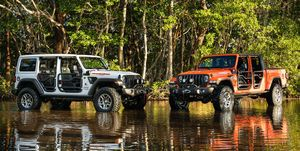 "Jeep Wrangler y Gladiator ""Three O Five"" Edition"
