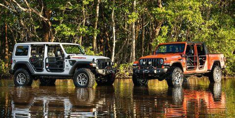 "Jeep Wrangler y Gladiator ""Three O Five"" Edition"