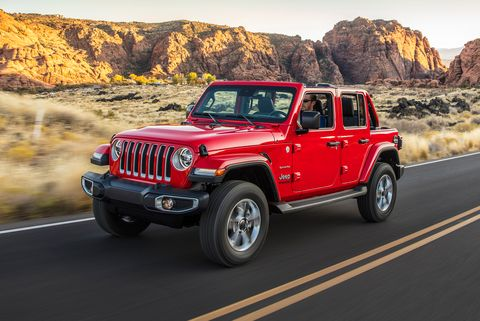 We Test the 2020 Jeep Wrangler EcoDiesel
