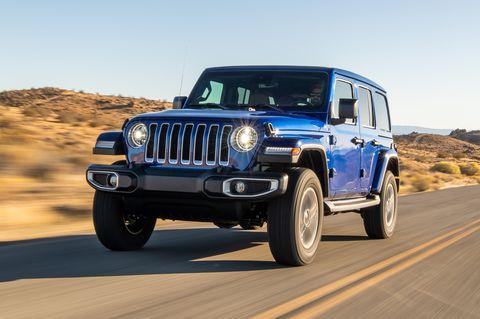 Diesel Jeep Wrangler >> 2020 Jeep Wrangler Ecodiesel 4 Wheel Drive Off Road Diesel